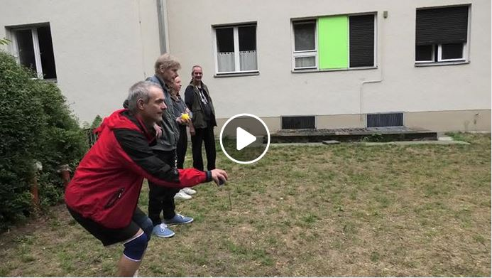 Social Inclusion Games Film